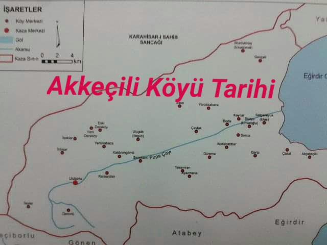 Akkeçili Köyü Tarihi