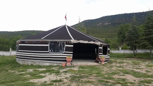 müze çadır